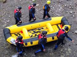 rafting rivent